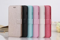 Free shipping Premium PU Leather Flip Case for iPhone 6 (4.7 Inch)