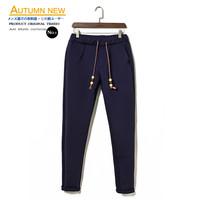 pants winter men plus-size slim men sweatpants fashion streetwear warm casual waterproof neoprene man trousers cotton Y10502