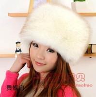 Lei Feng hat Russian fur hat with fur hat cap men and women qiu dong new Korean version of the snow cap