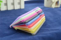 "100pcs Free shipping Hot selling and good quality ultra-thin matt candy Case For iphone 6 case pp pc case for iphone 6 4.7"" PP6"