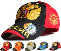 Russian exports baseball cap hat men and women golden wings seasons outdoor sports cap tide