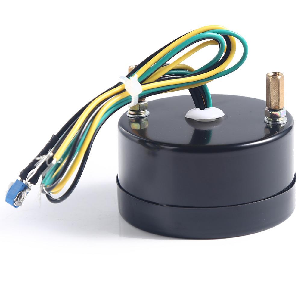 2 52mm Fuel Meter LED Digital DC12V Fuel Gauge Fuel Meter LED Digital DC12V Fuel Gauge