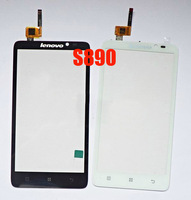 Free shipping Original Touch screen Digitizer glass replacement for Lenovo S890