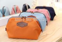 HOT!! New Women's Lady Travel Makeup bag Cosmetic pouch Clutch Handbag Casual Purse Free shipping bp019
