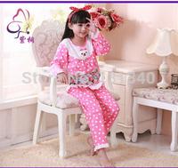 2014 Fashion Children's clothes suit autumn kids sport suits girls sets clothing long sleeve t-shirts+ pants