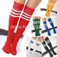 Free Shipping HOT World Cup Soccer Baseball Football Basketball Sport Over Knee Ankle Men Women Socks Sportwear