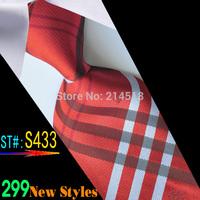 1 piece pcs Fashion Leisure Slim Narrow Arrow Necktie Skinny Solid color Satin 5cm Black Red Blue Tie for men Free Shipping #433