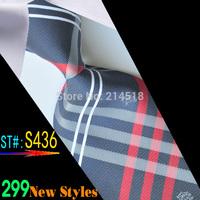 New Silk Classic Paisley Mix Color JACQUARD WOVEN Silk Men's Tie Necktie #436