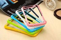 HOT Sale , CYSM Painted waistline Ultrathin Hard Aluminum Metal Frame Bumper Case Cover For Apple iPhone 5C iphone5C