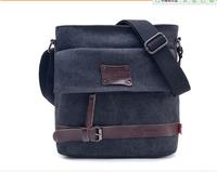 Korea style zipper hasp cheap price shoulder bag 0.52kg man messenger bag women single shoulder bag