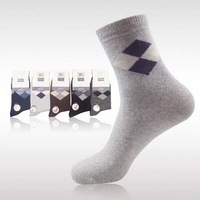 Wholesale Man's Excellent Quality WooL Sock Winter Socks 5 pair /lot drop shipping