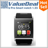 U8 U Pro Fashion Digital Bluetooth Smart  Watch Smartwatch WristWatch with Camera For iPhone Samsung S4/Note 3 Android Phone