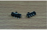 1000pcs 2.2x8.8 mininature Slide Switch 3pin SMD pitch 2.0 150gf with locators Knob Height 2.0mm  ROHS Free shipping