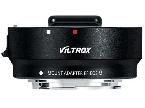 Адаптер для объектива Viltrox EF/EOS M EF EF/s EF EOS M EF-EOS M eos 70d ef s