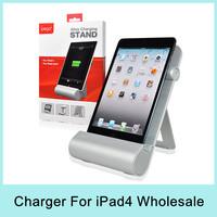 X5 iPega Metal Multi-function Desk Stand Holder Mount for iPad Mini iPad 4 PG-IP117 Foldable Silver Cheapest Wholesale 2014