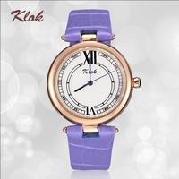 Genuine leather strap watches women luxury brand name life waterproof watch quartz movement relogio hot sale dropship