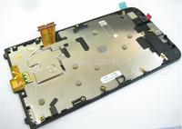 New Original Full LCD Display+Touch Screen+ Frame For Blackberry z30 4G (Black)