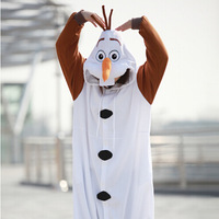 Cartoon Cosplay Costume Anime Onesie Halloween Fantasia  Dress Jumpsuit Onepiece Animal Pajamas for Adult