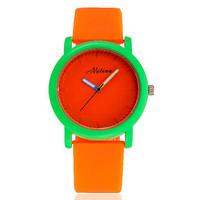 High Quality Brand Mitina Women Jelly Silicone Watches women dress watch Quartz watches AW-SB-1053