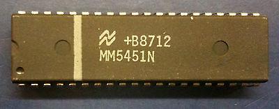10pcs National Semiconductors MM5451N LED Display Driver DIP40 MM5451(China (Mainland))