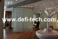0.5M*0.5M , Switchable Glass for washroom, office, hospital, Office and Boardroom, store