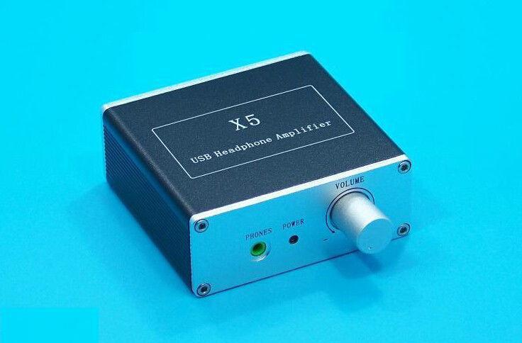 1pcs new PCM2706 CS4344 Dual TDA1308 Parallel Output USB DAC headphone Amplifier PC(China (Mainland))