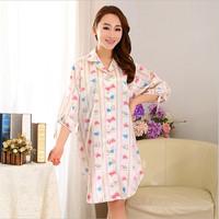 Newest Cartoon Animal Clothes Woman Wrap Bra Sleep Dress Autumn Fair Natural Slik Clear Professional Magicdream Brand YP1203193