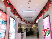 FREE SHIPPING!!!Christmas decorations, Christmas ribbons/madder/Christmas green grass