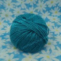 100 Yard Blue Hemp Cord twine rope string craft Home Decor 1.5mm Garment Decor DIY