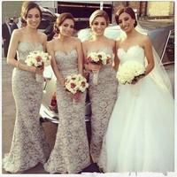 New White/ivory Lace Wedding Dress bridal Custom Size 4 6 8 10 12 14 16 18 20