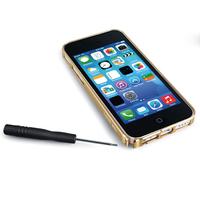 For iphone 5C aluminum alloy bumper case protector