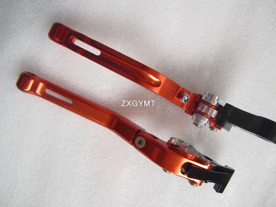 caber ducati hypermotard 796 10-12 s vezes alavancas de freio grande alumínio t6 7- opção de cores(China (Mainland))