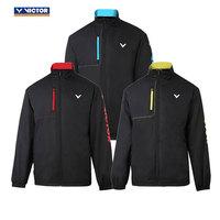 VICTOR Badminton Jacket 2014 New Victor Men Badminton Knitted Jacket J-4262