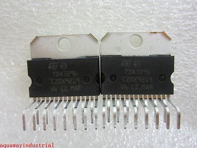 10x новый ST TDA7296 TDA 7296