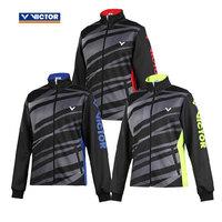 VICTOR Badminton Jacket 2014 New Victor Women Badminton Knitted Jacket J-4363