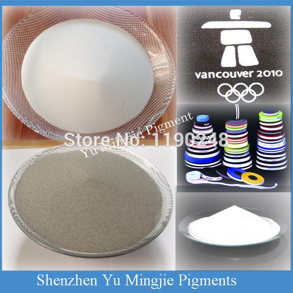 YMJ 300 and 350mesh White Reflective Pigment, White Reflective Powder(China (Mainland))