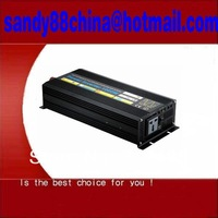 Fedex freeshipping! 1000W 24V to 220V Off  Pure Sine Wave Power Inverter power inverter With Charger(optional)