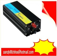 Fedex freeshipping! 2000W 12V to 220V Off  Pure Sine Wave Power Inverter power inverter With Charger(optional)