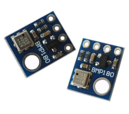 1pcs Digital Barometric Pressure Sensor Board Module Replace BMP085 BMP180(China (Mainland))