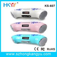 Portable speaker, mp3 mini speaker support sd card reader