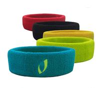 Elastic hair band Sports Headbands Wide Headband for men and women tennis basketball Running casual sweat brand headband