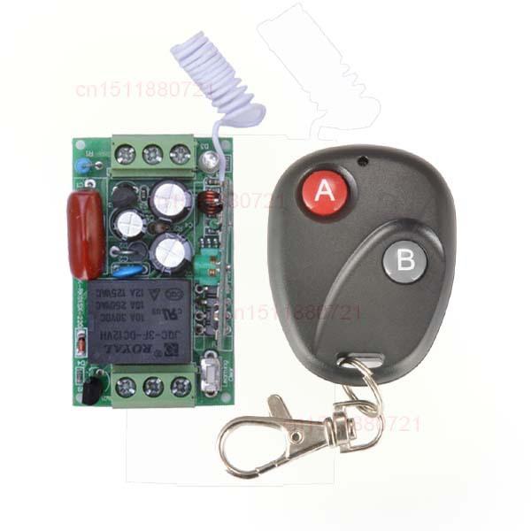 Дистанционный выключатель Aoke 220 10 1CH &  AK-RK01S-220-A