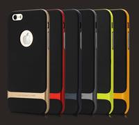 "Hybrid Hard Bumper Case Soft Rubber Slim Case Cover Skin for iPhone 6 4.7"""