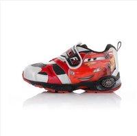 Size25-29 2014 New Autumn Winter Cartoon Flash Boys Sport Shoes 5066