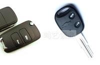 for Chevrolet Epica 2 button folding remote key control 433mhz