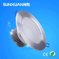 Hight Power 5w LED Ceiling Down Lights Indoor Spot Lamp for Home Living Room Decoration Lighting Warm White/Cool White