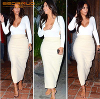 New fashion  2014  Women Summer Dress Fashion Dew waist   Party Evening Elegant Bodycon Bandage Women's Wear dress