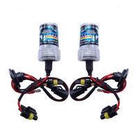2PCS 55W AC 12V H3 HID Xenon Light Car Replacement Bulb 4300K/6000K/8000K/10000K3000K 4300K 6000K 8000K 10000K 12000K 15000K