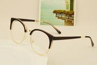 Fashion Reading Glasses Women Oculos De Grau Femininos Goggle Computer Eyeglasses Brand Eyewear Round Glasses 322