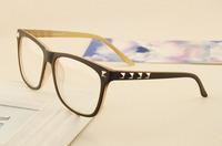 Fashion Reading Glasses Women Oculos De Grau Femininos Goggle Computer Eyeglasses Brand Eyewear Round Glasses 2501